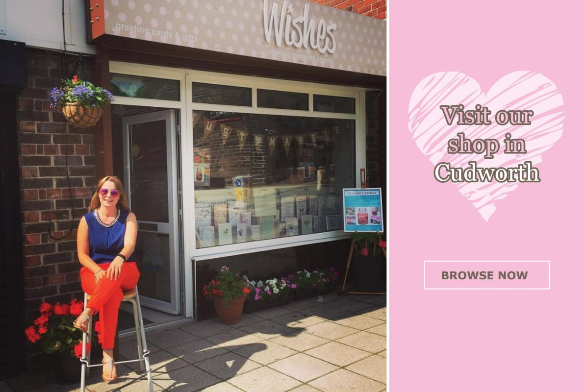 Wishes of Cudworth Gifts & Cards Barnsley