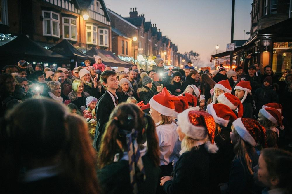 Heatons Christmas Festival