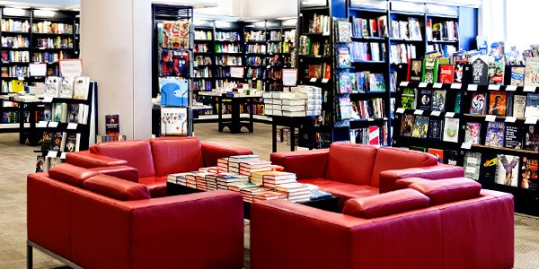 Waterstones Seating