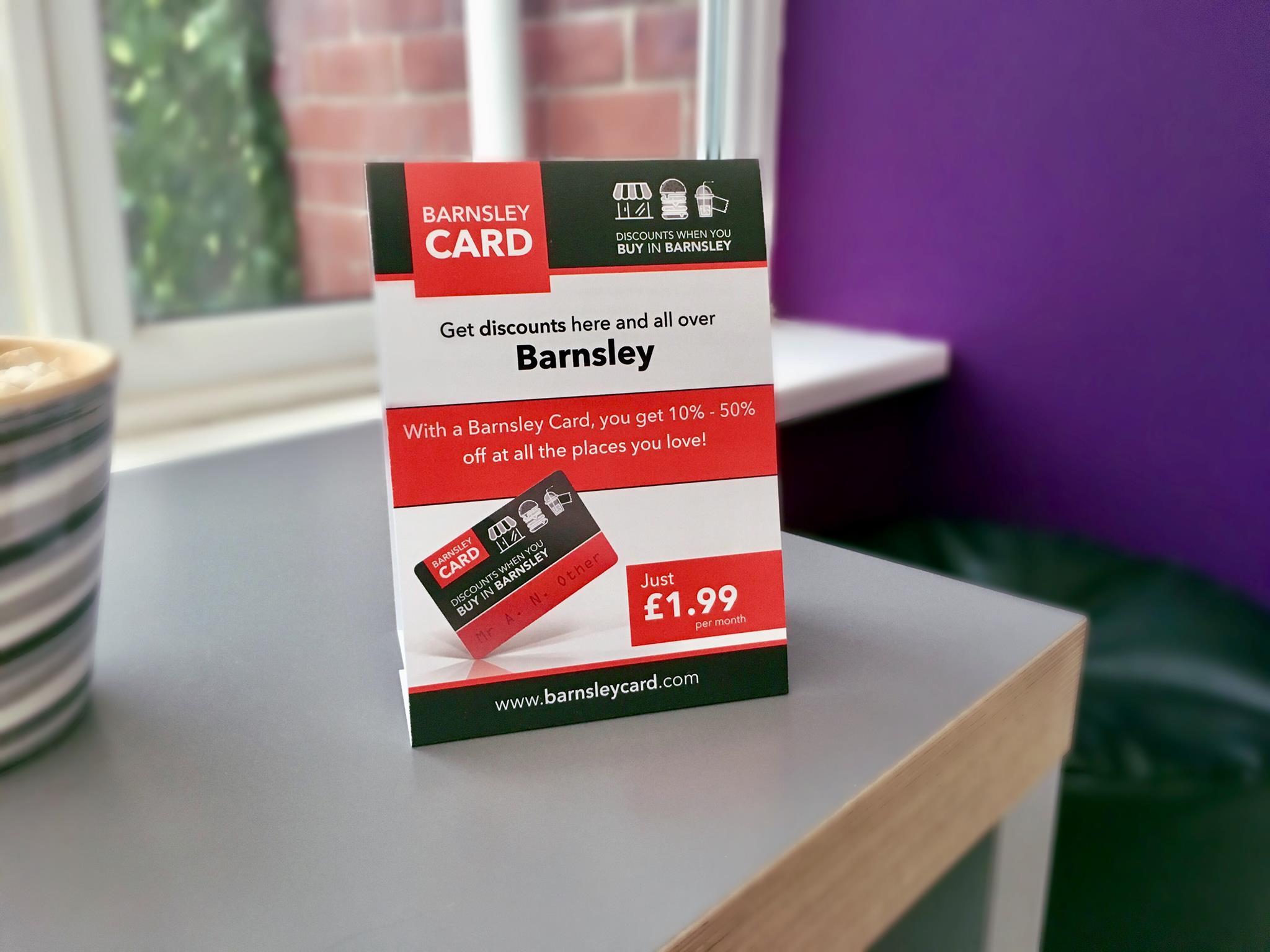 Shop Local Shop Barnsley