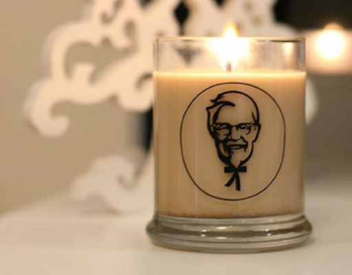 KFC Chicken Scented Candle