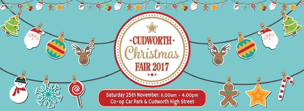 Cudworth Christmas Fair Advert