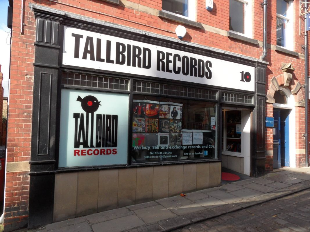 Tall Bird Records Chesterfield