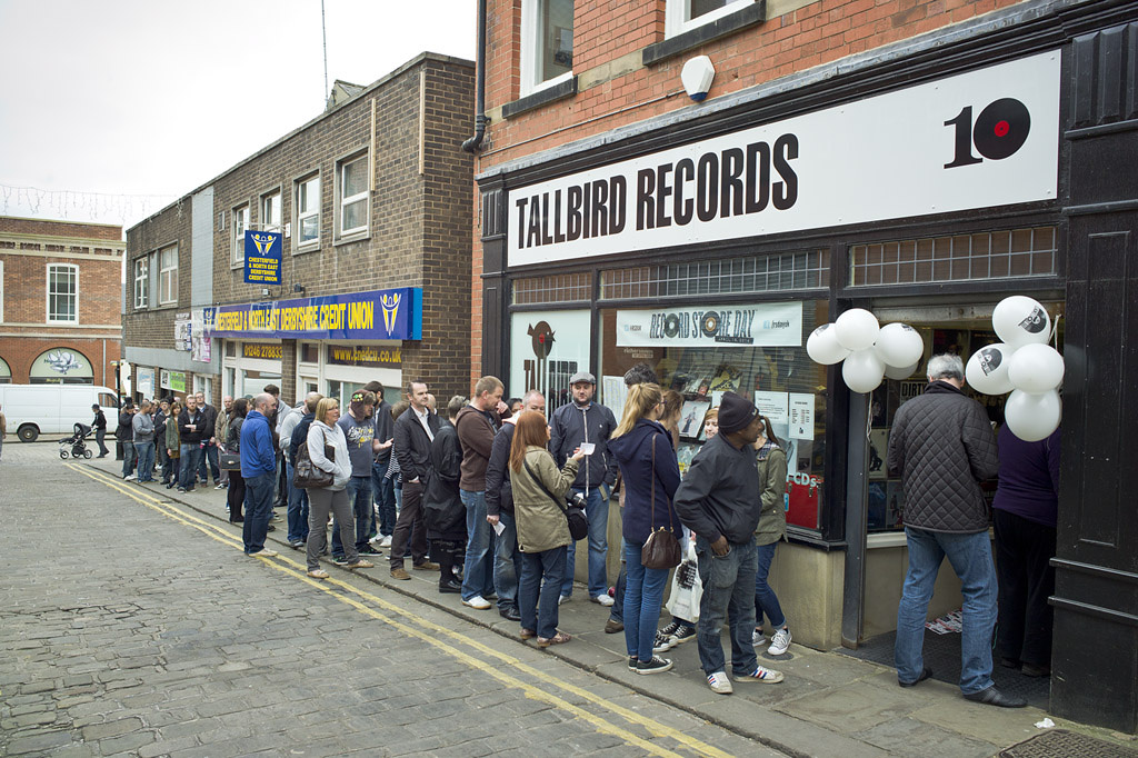 Tall Bird Records - Record Store Day