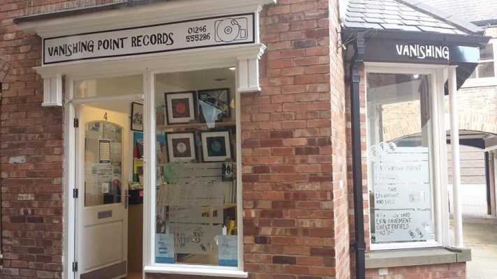 Vanishing Point Records Chesterfield